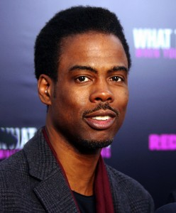 No, Chris Rock, you're not going to play the role of me.