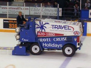Zamboni man, your job is safe too...for now.