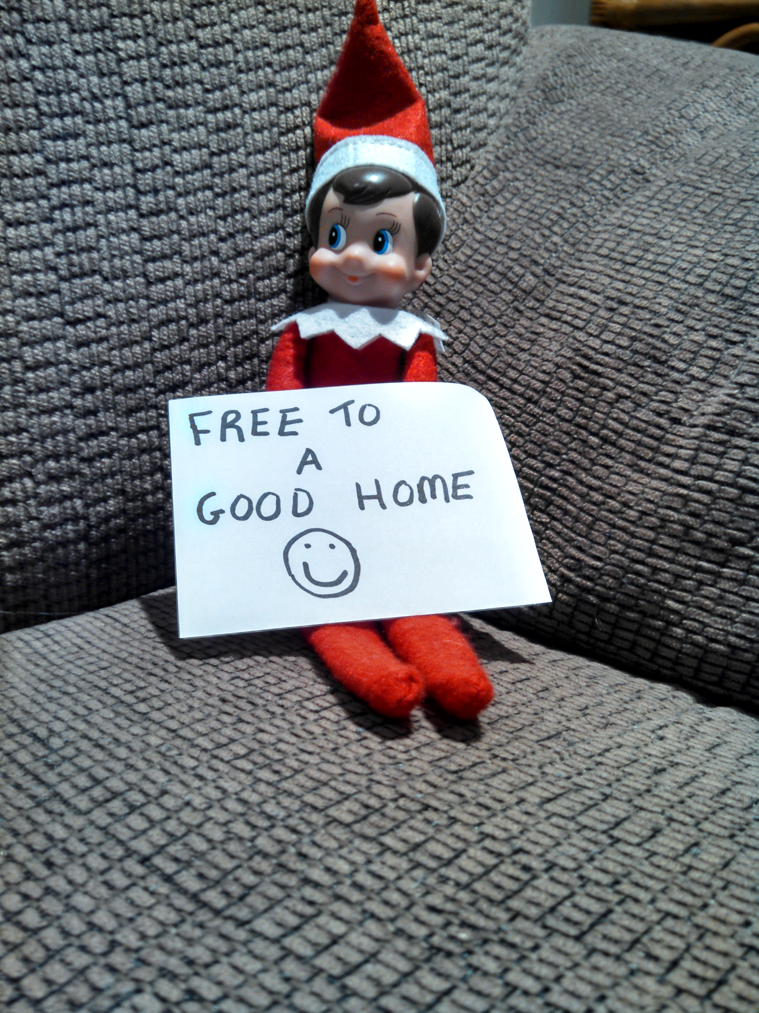 how to end elf on the shelf
