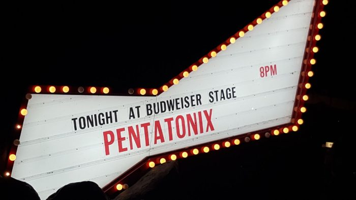 pentatonix concert