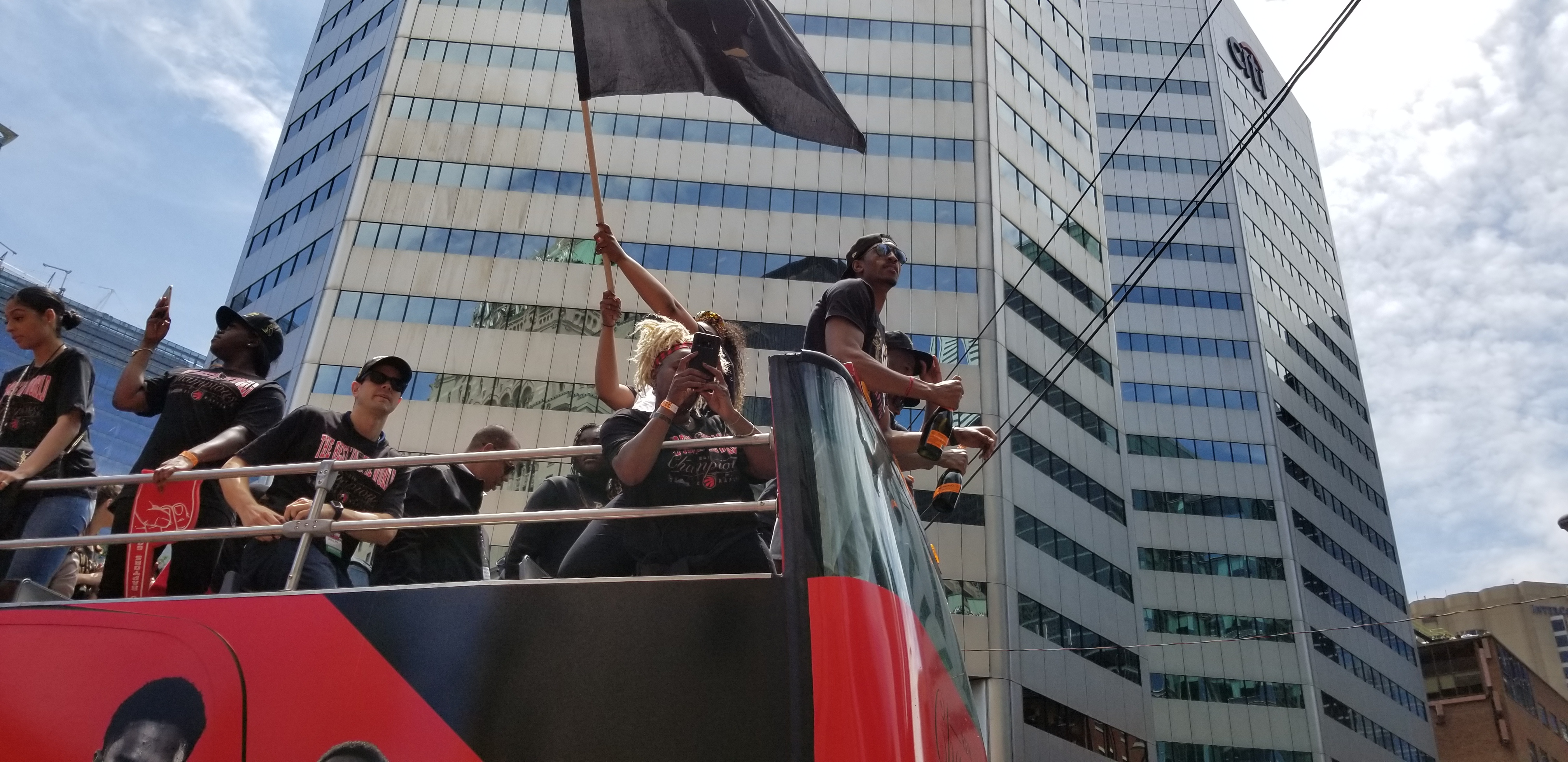 Toronto Raptors NBA Championship Parade