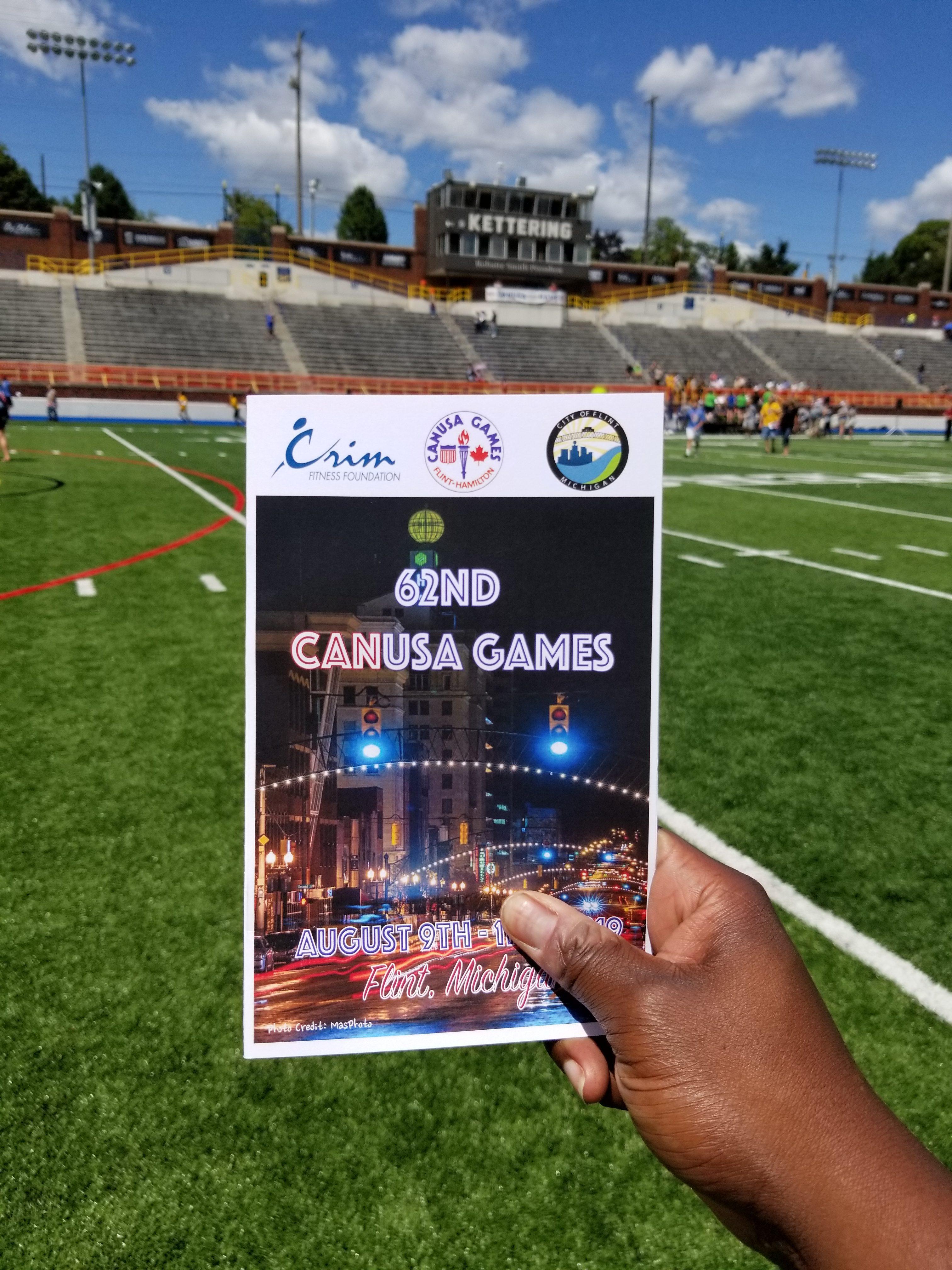 Canusa Games