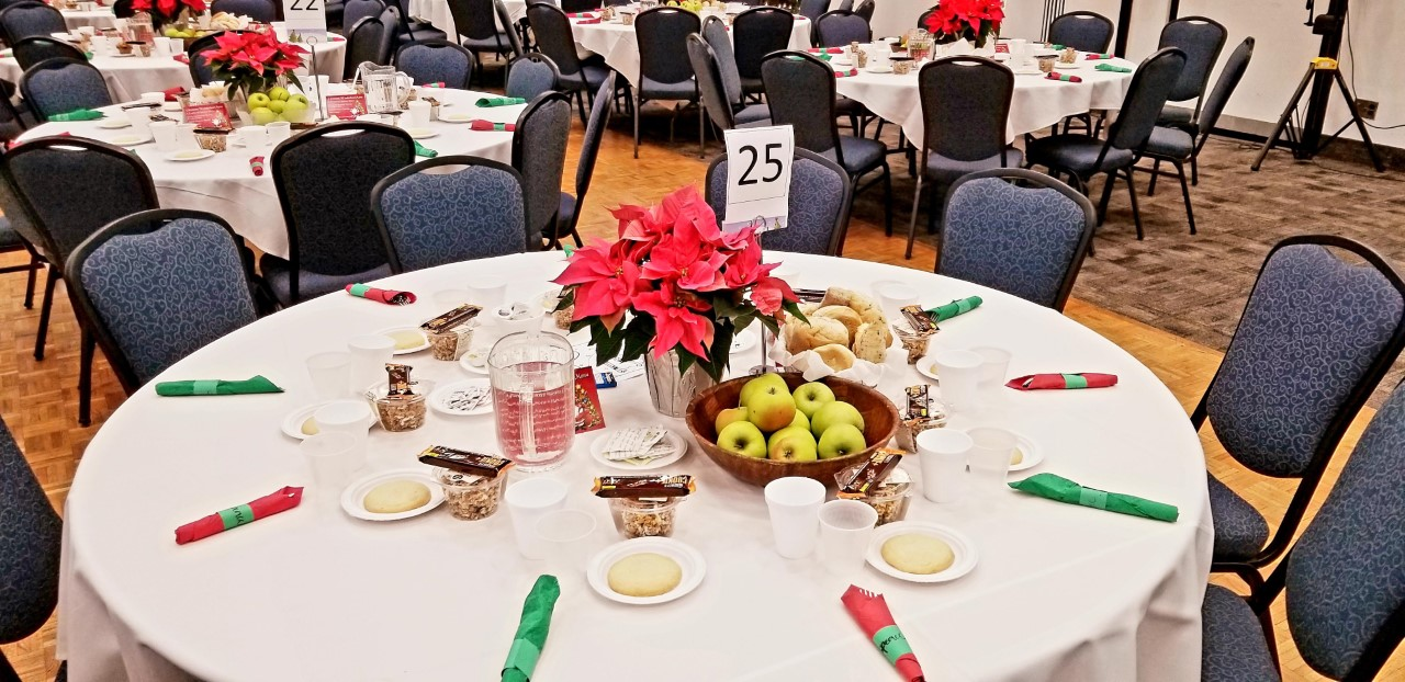 Good Shepherd Hamilton Christmas dinner