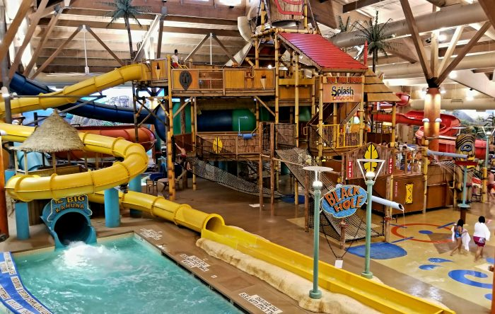 Splash Lagoon Erie PA