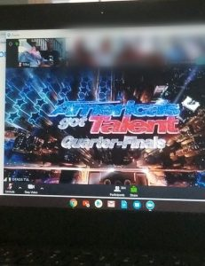 AGT Virtual audience