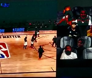 nba virtual fan